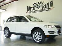 2008 Volkswagen Touareg SUV /Leather / Sunroof / Low Kms. / 4x4