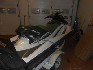 Sea Doo GTx 3 Seater Personal Watercraft