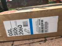 VELUX GGL SK06 2060 WHITE WINDOW (114 X 118 CM)