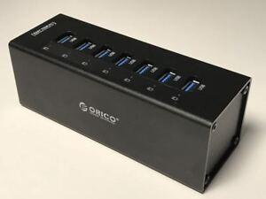 Orico 7 port Aluminum USB 3.0 Hub