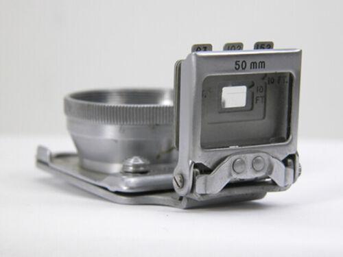 Cine-Kodak LENS ADAPTER FOR CINE-KODAK SPECIAL W/Viewing Masks