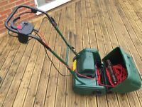Lawn Mower Atco 12s Windsor Electric - with a 75ft cable