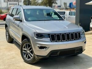 2018 Jeep Grand Cherokee WK MY18 Laredo Silver 8 Speed Sports Automatic Wagon