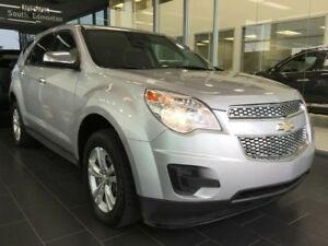 2012 Chevrolet Equinox LS, A/C, ACCIDENT FREE
