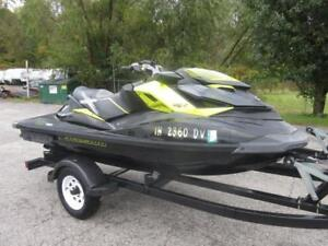 2013 SEA DOO RXP-X 260 - WITH TRAILER - 90 HOURS!!!