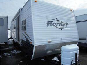 WOW!Hornet 36' Park Model with Front bunk Room and Slide!!!