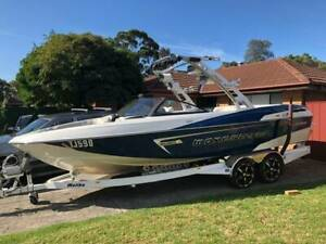 2014 Malibu 23 LSV Wakesetter Upper Coomera Gold Coast North Preview