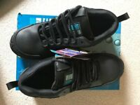 Brand New Element II GoreTex Mens Safety Trainers/Shoes Size 11 with tags and box