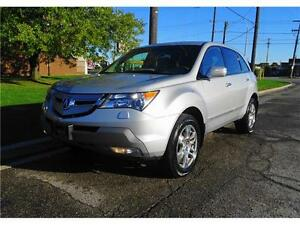 2009 Acura MDX Tech Pkg.Navi.Power Tail gate. Accident Free.