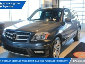 2012 Mercedes-Benz GLK-CLASS GLK 350-AWD LEATHER SUNROOF LOADED