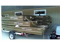 G3 Jon Boats- Variety of fishing/hunting boats in stock now!