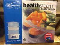 Morphy Richards Health Food Steam