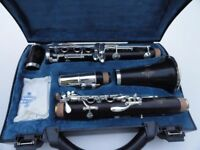 Buffet Clarinet in perfect condition with Vandooren mouthpiece