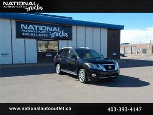 2013 Nissan Pathfinder S Leather Loaded
