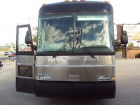 2000 MCI COACH BUS 415000 Kms
