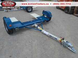 SURGE BRAKE TOW DOLLYS - QUALITY MADE - FREE STRAPS, RADIAL TIRE London Ontario image 1