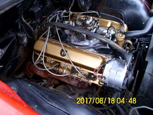 72 Cutlass  442 with complete history & Documentation from new