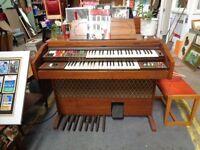 Electric Organ Fully Operational