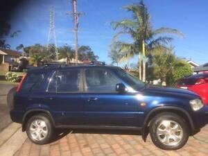 2000 Honda CR-V Wagon Charlestown Lake Macquarie Area Preview
