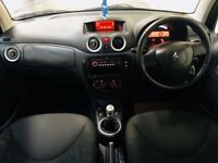 MANUAL CITROEN C3 FOR SALE, 1.4, DIESEL, 2007, NEW TAX AND MOT, LOW MILEAGE!!