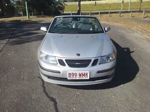 2007 SAAB LINEAR SPORT CONVERTIBLE 2.0 PET.(5 SPD AUTOMATIC) Rochedale South Brisbane South East Preview