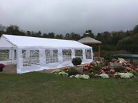 TENT RENTALS FOR ALL EVENTS, QUICK, CLEAN AND CHEAP!!