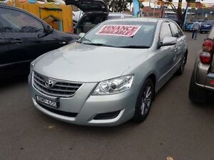 2009 Toyota Aurion GSV40R AT-X Silver 6 Speed Sequential Auto Sedan Campbelltown Campbelltown Area Preview