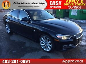 2013 BMW 328i xDrive Sedan NAVI BCAM