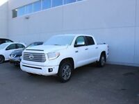2014 Toyota Tundra FULLY LOADED with NAV and Heated Leather Seat