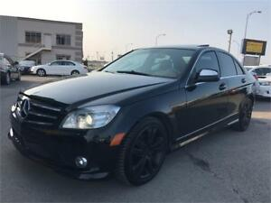 2008 Mercedes-Benz c300 4MATIC (4X4) FINANCEMENT MAISON