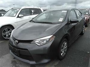 2014 Toyota Corolla LE~CLEAN HISTORY~GET FINANCING