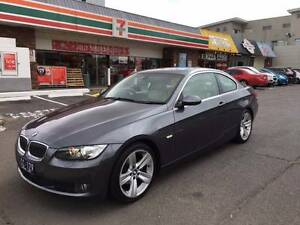 2007 BMW Coupe (E92 Coupe 2dr Steptronic 6sp 2.5i [MY08]) Albert Park Port Phillip Preview