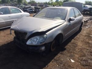 2003 Mercedes S430 just in for parts at Pic N Save!