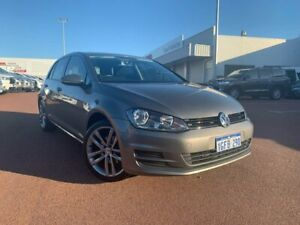 2016 Volkswagen Golf VII MY17 92TSI Grey 6 Speed Manual Hatchback Balcatta Stirling Area Preview
