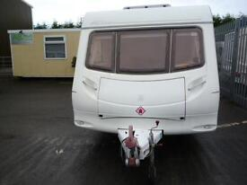 ACE Jubilee Statesman * SOLD* 2003 Model FIXED BED, with Motor Mover and awning.