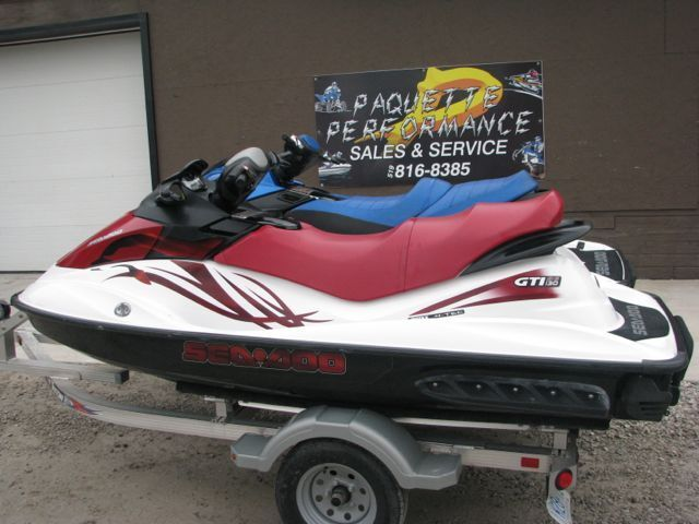2008 SEADOO GTI 130 SE, SEA DOO | Personal Watercraft | Windsor ...