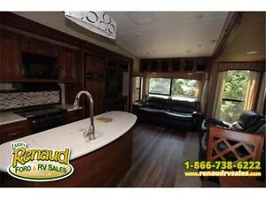 New 2017 Forest River Wildcat 323 MK 5th Wheel Windsor Region Ontario image 16