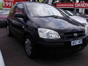 2005 Hyundai Getz Hatchback AUTO Dandenong Greater Dandenong Preview