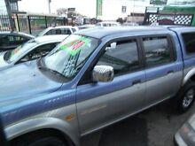 2001 Mitsubishi Triton MK MY01 GLS Double Cab  Automatic 4x4 Nailsworth Prospect Area Preview