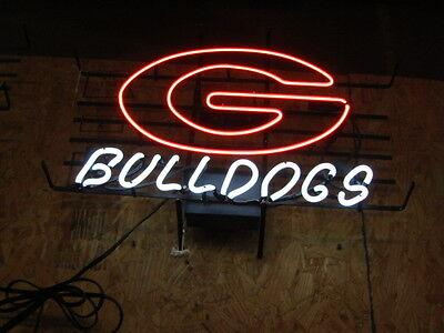 Georgia Bulldogs Neon Sign ! Atlanta