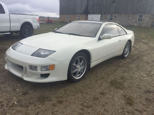 1990 Nissan 300zx showroom condition