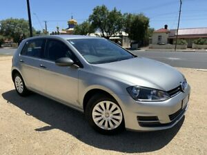 2013 Volkswagen Golf VII MY14 90TSI DSG Silver 7 Speed Sports Automatic Dual Clutch Hatchback West Hindmarsh Charles Sturt Area Preview