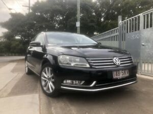 2012 VW Passat 125 TDI HIGHLINE East Brisbane Brisbane South East Preview