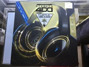 Casque de jeu sans fil Ear Force Stealth 400 de Turtle Beach-70$
