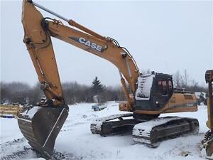 2006 Case CX240 - RENT OR PURCHASE