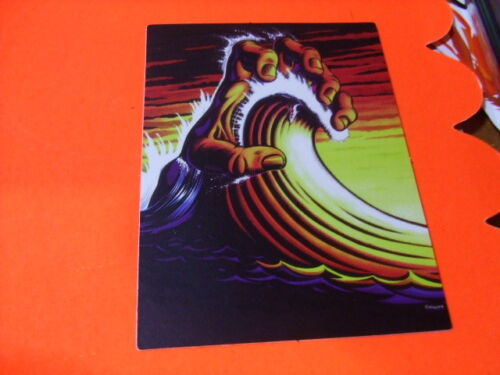 WAVE HAND Sticker/ Decal Bumper Stickers Actual Pattern NEW