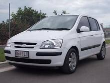 2004 Hyundai Getz Automatic Hatchback Mount Louisa Townsville City Preview