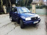 2005 05 SUZUKI GRAND VITARA 1.6 SPORT 3 DOOR