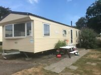 Pre owned static caravan for sale Weymouth bay holiday park