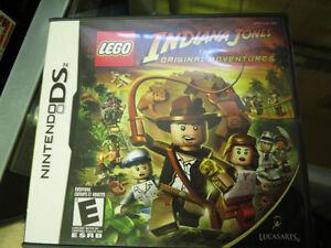 Lego Indiana Jones for the Nintendo DS